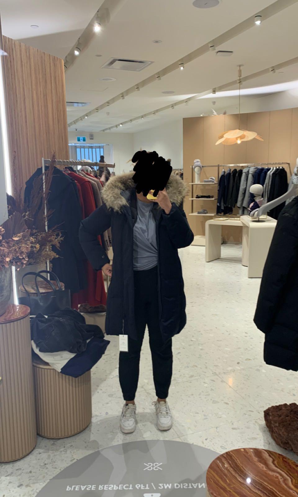Soia&Kyo Salma Coat