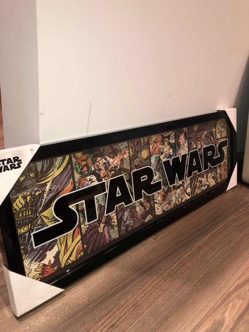Star Wars Framed photo