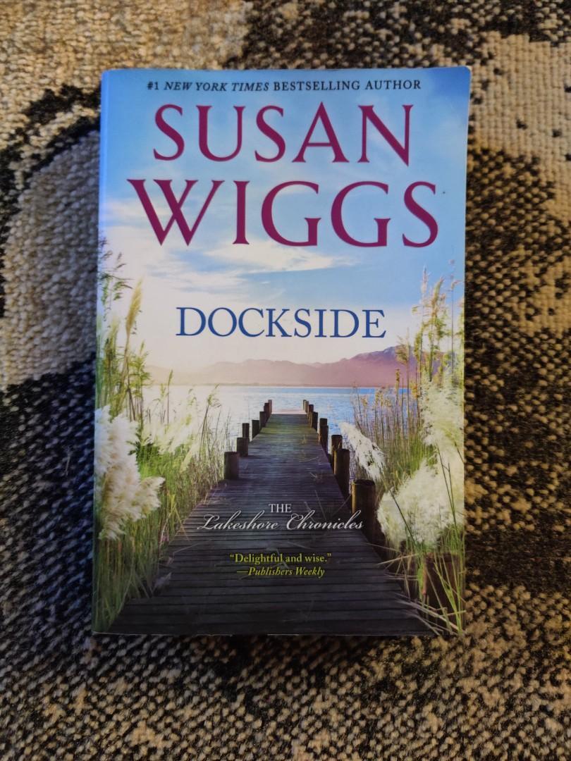 Susan Wiggs Dockside