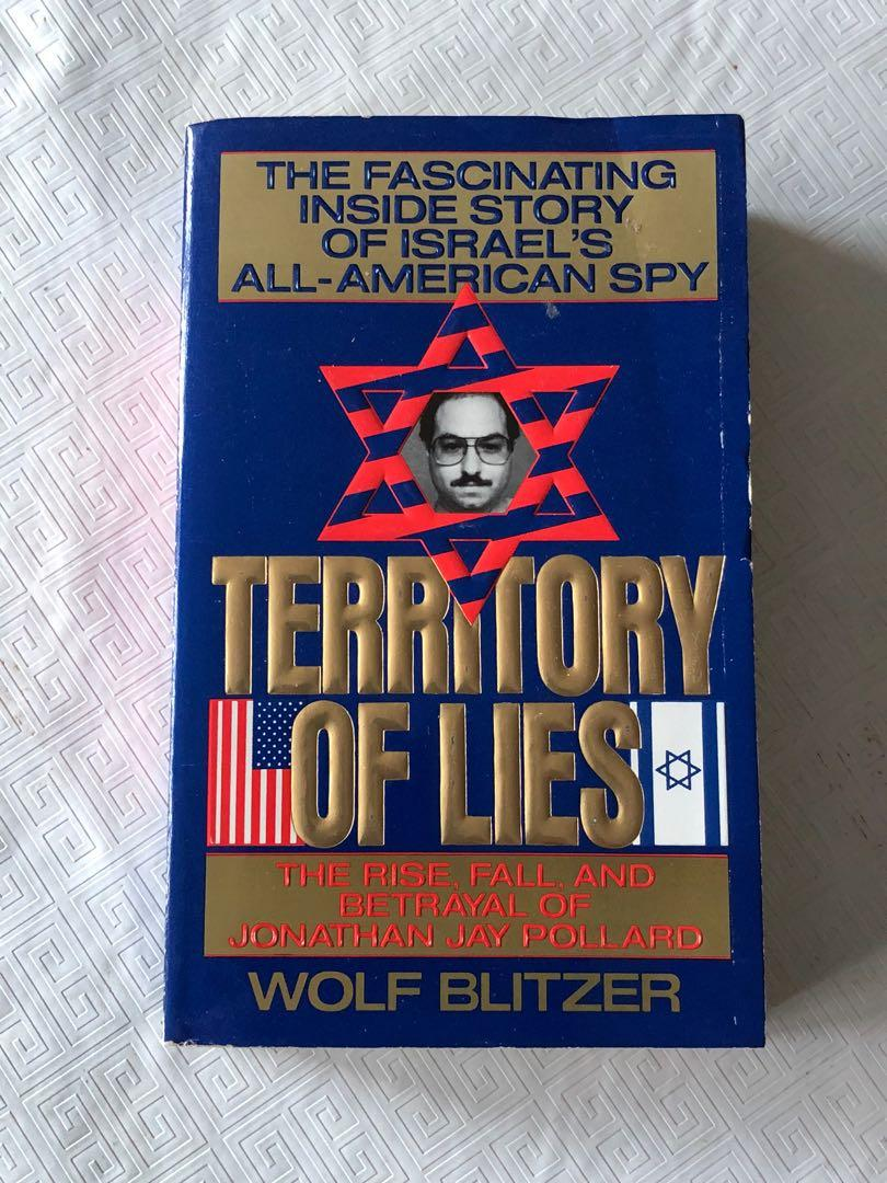 Territory of Lies by Wolf Blitzer