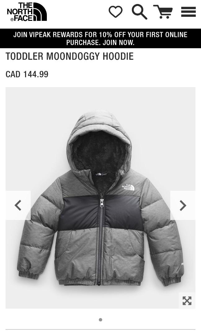 The North Face Toddler Hoodie - 3T