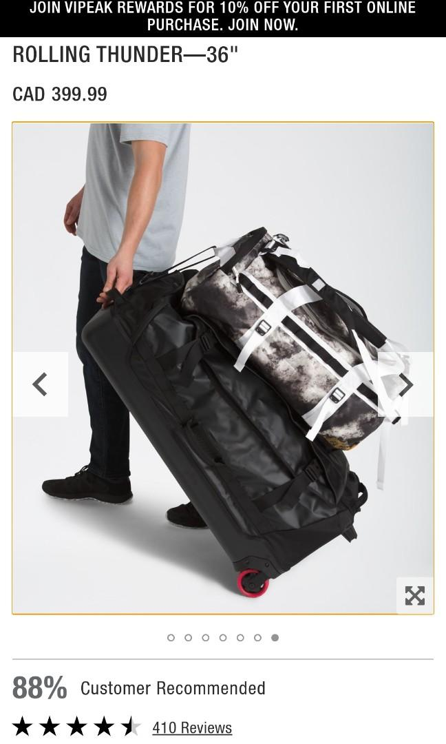 The North Face Travel Luggage