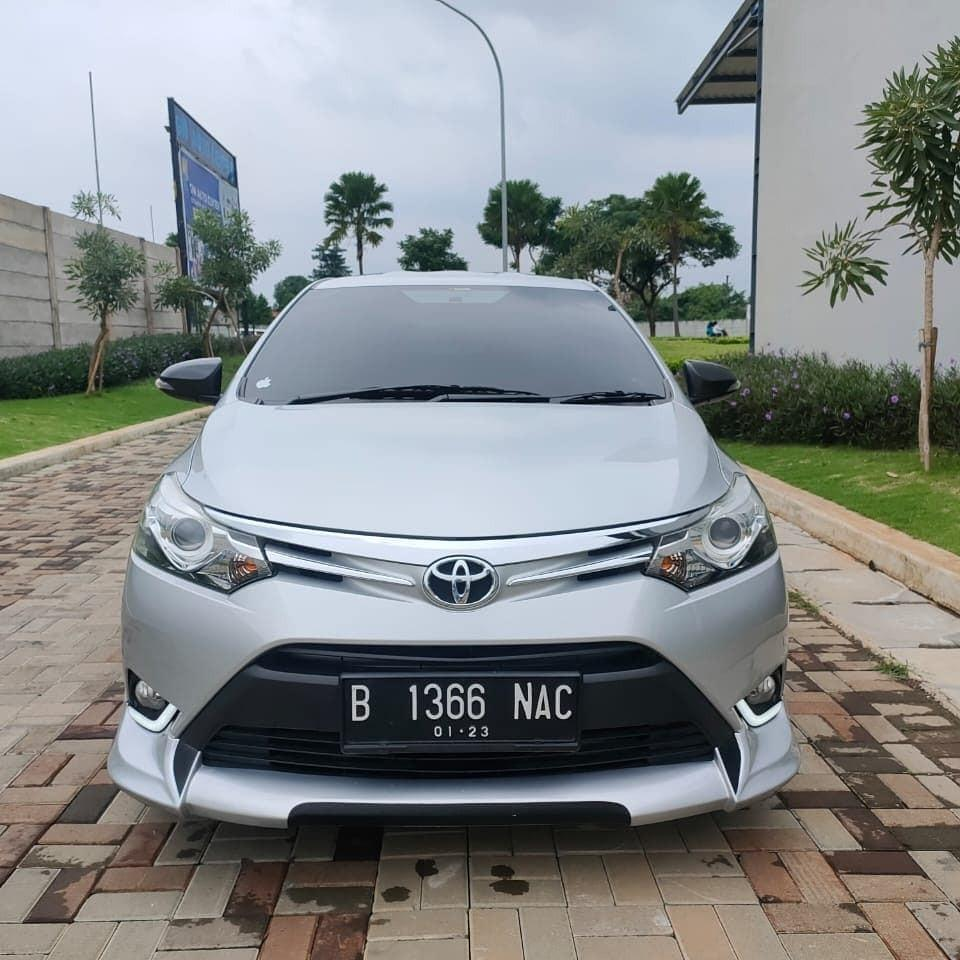 Toyota vios G AT 2017