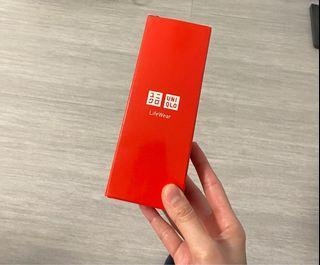 Uniqlo 全新紅色保溫水壺