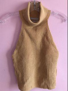 Urban Outfitters- turtle neck knit top