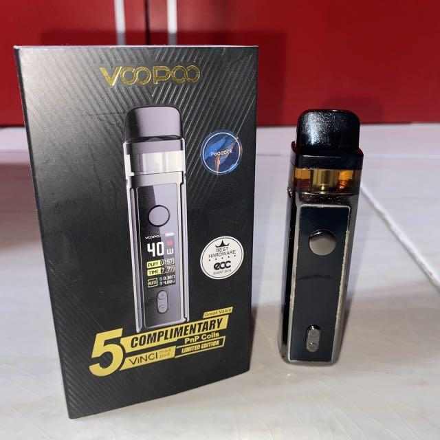 Voopo pods