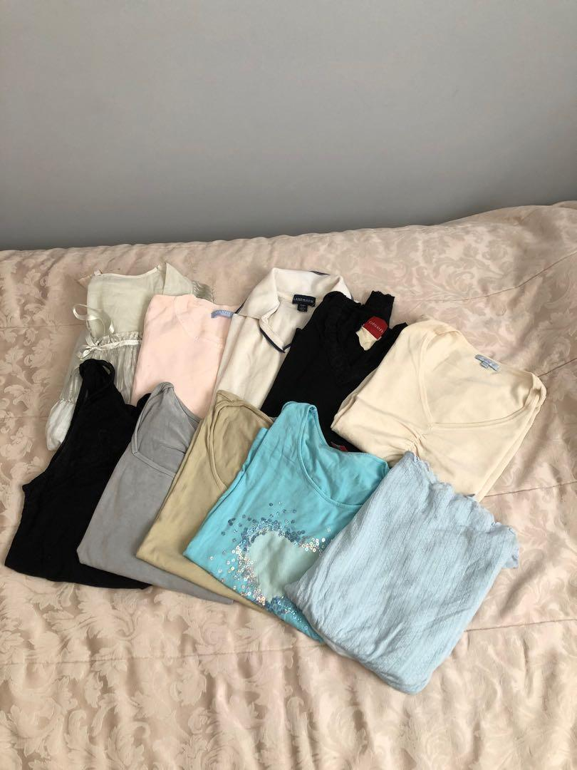 10 shirts for $20
