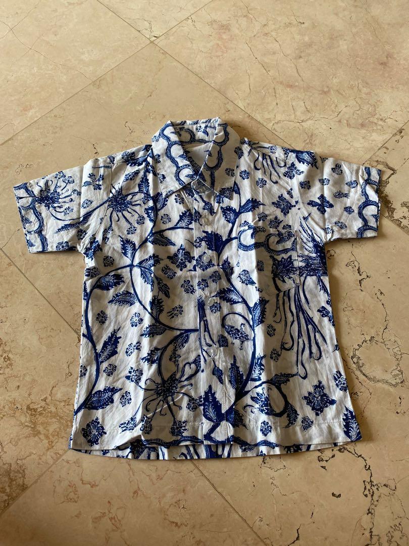 3-4Y Batik Tulis Phoenix