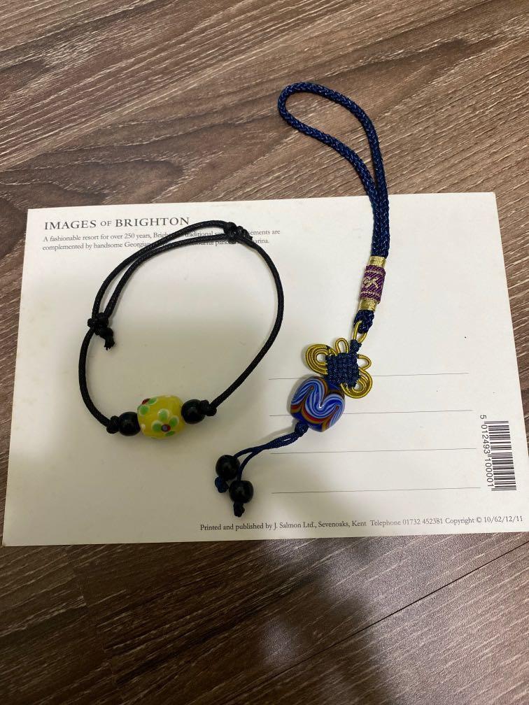 祝福之珠吊飾+手鍊