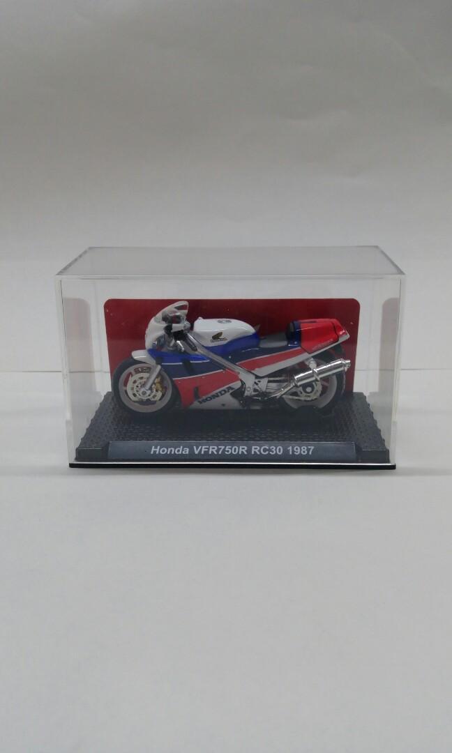 Honda VFR750R RC30 1987 摩托車模型