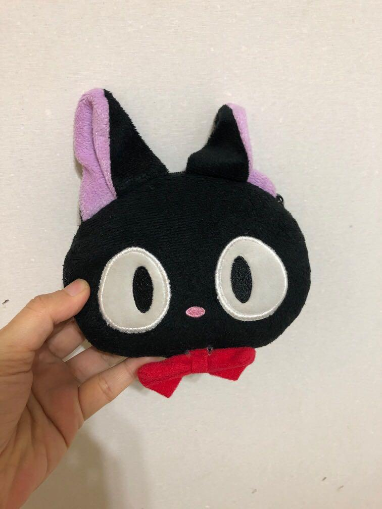 黑貓宅急便貓咪拉繩票卡夾