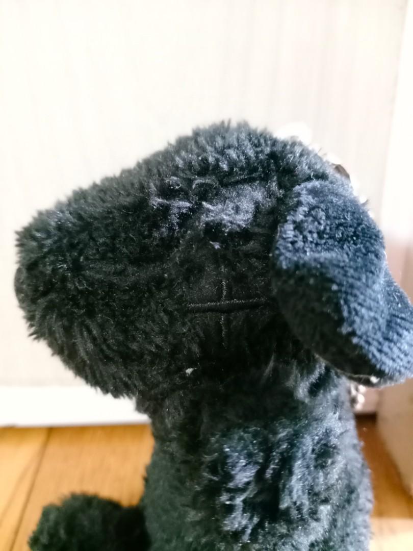 黑色史努比 全黑 吊飾 裝飾 設計 擺設 絨毛娃娃 狗狗 小狗 卡通