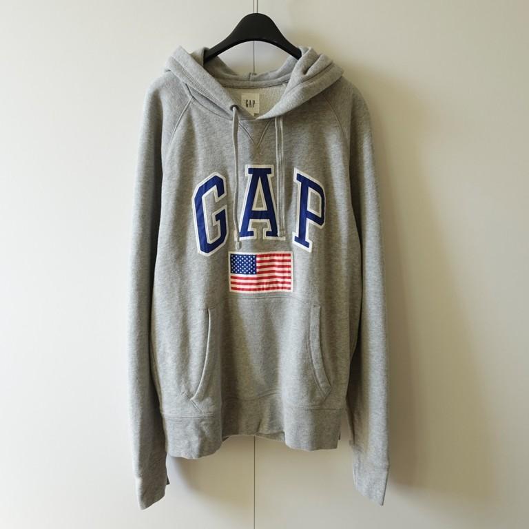 *衣點點*  專櫃 Gap連帽基本款造型上衣S號