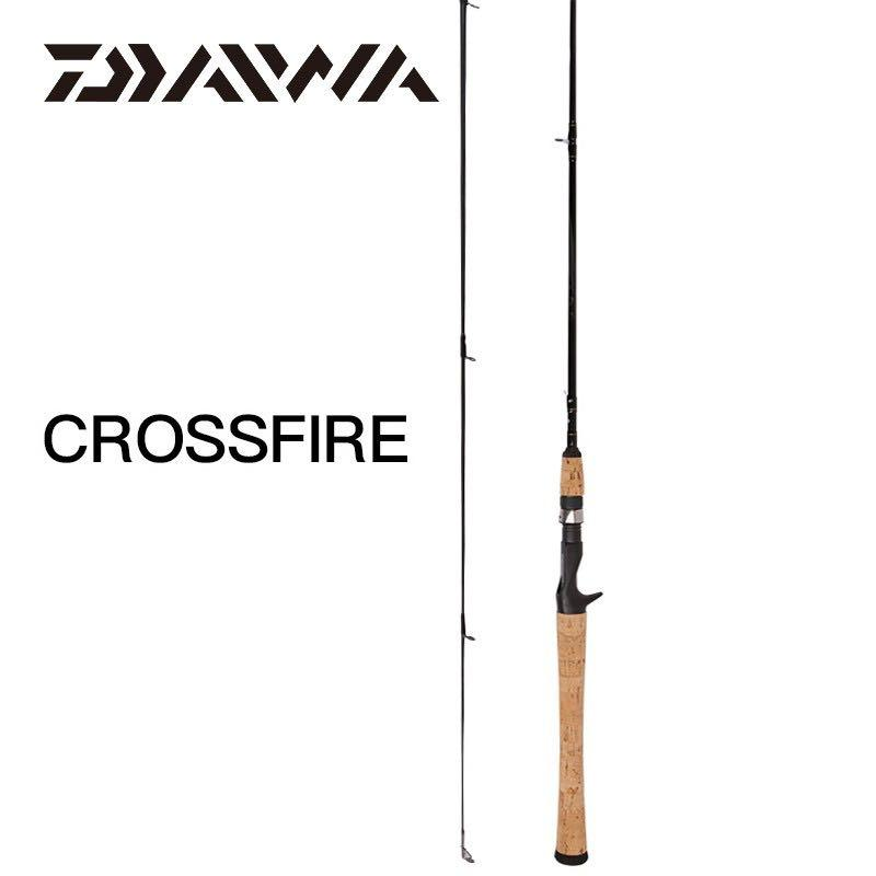 達億瓦 Daiwa cross fire M調槍柄路亞竿 釣竿非shimano okuma