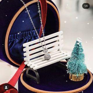 Adelle diamond pendant