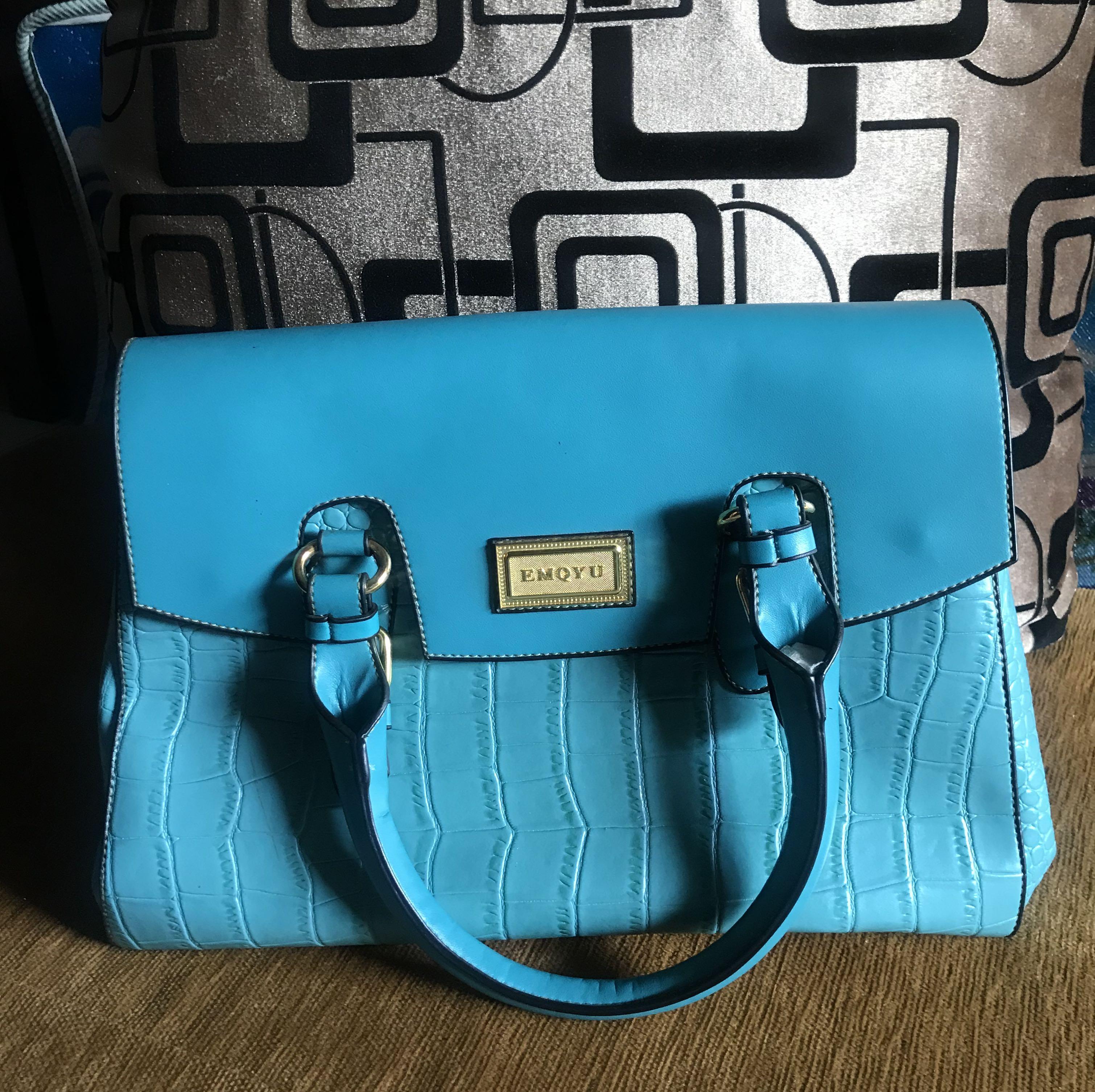 Ala Hermes Brand Emqyu Hand Bag