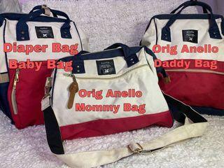 Anello Family Bag (diaper bag not anello)