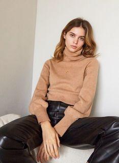 Aritzia wilfred rebecca sweater