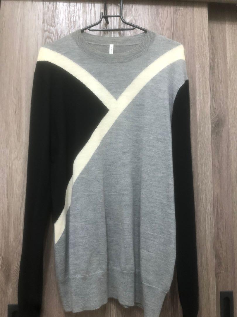 Blackbarrett 針織衣 neilbarrett