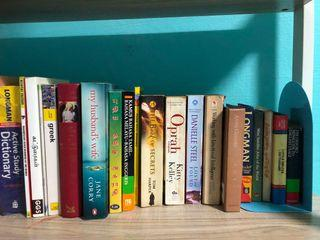 Books for sale . Moving out sale