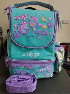Brandnew! Authentic Smiggle Unicorn Lunch Bag