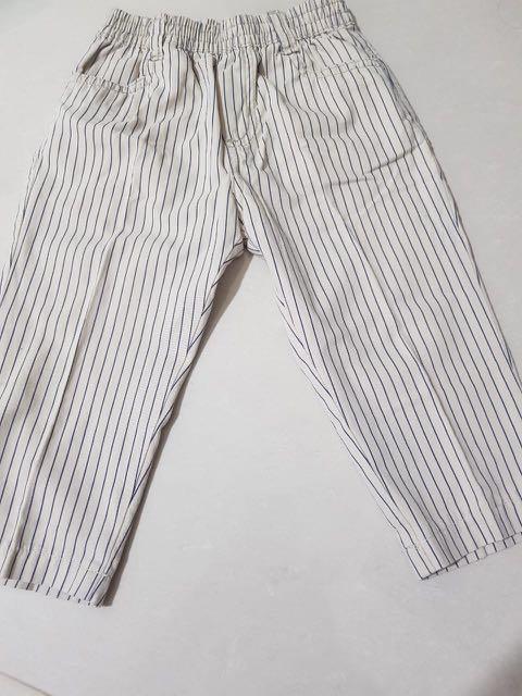 Celana Panjang Bayi 18-24 bulan, Brand Popeye Original Guarantee, Preloved Like New, Pemakaian Pribadi, bersih, apik, dirawat