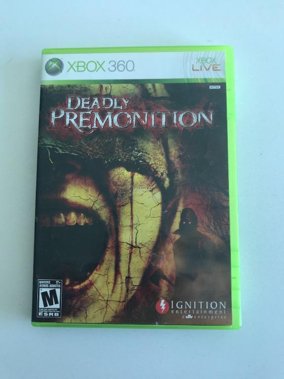 Deadly Premonition for XBOX 360