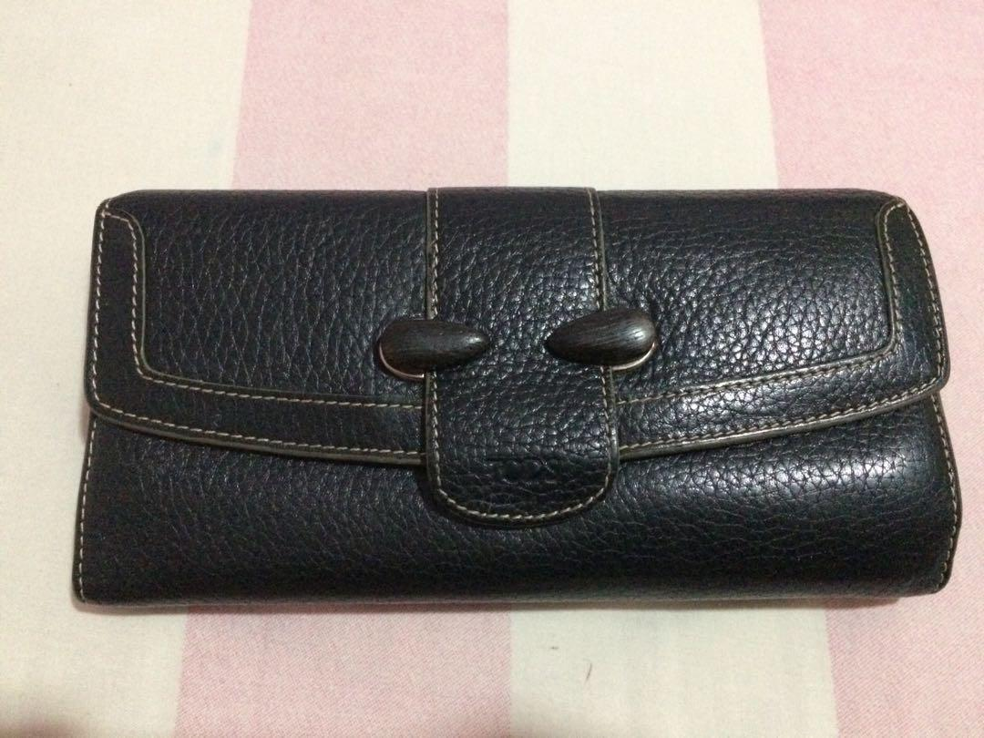 Dompet Tods Authentic