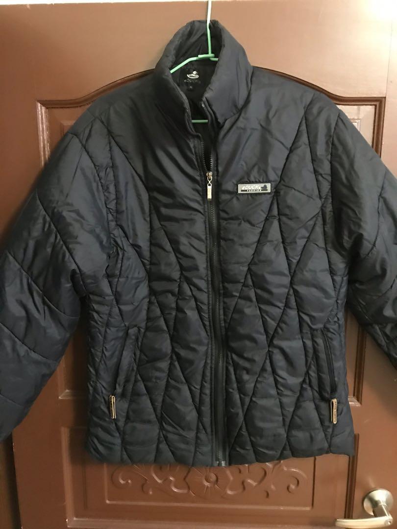 E-duck早期立領外套