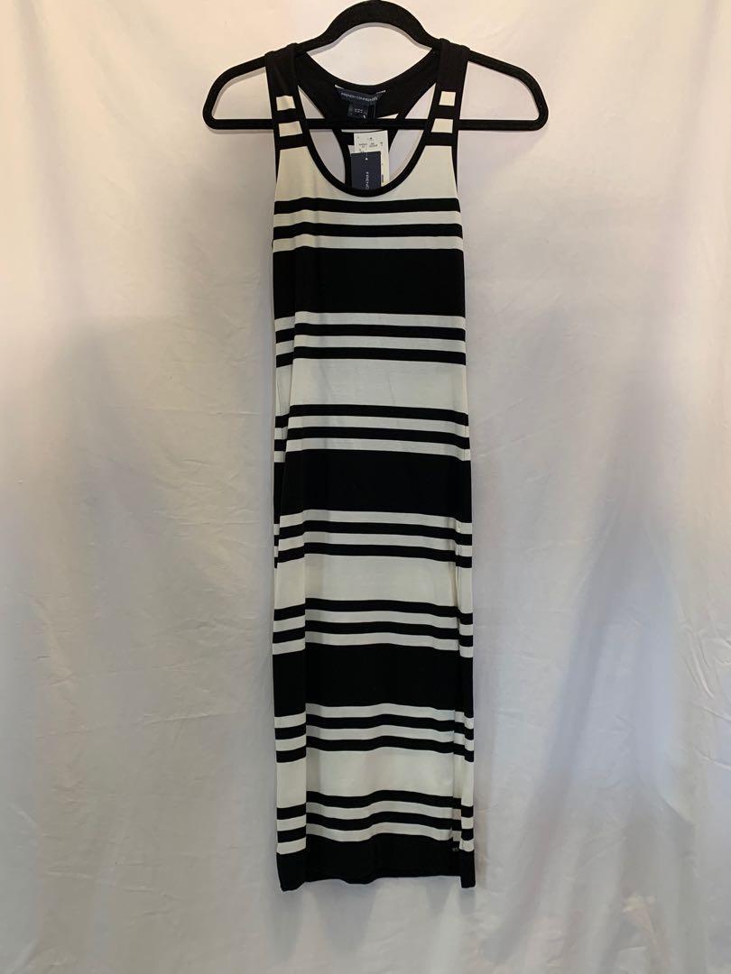 FCUK maxi dress - size 4 - NEW