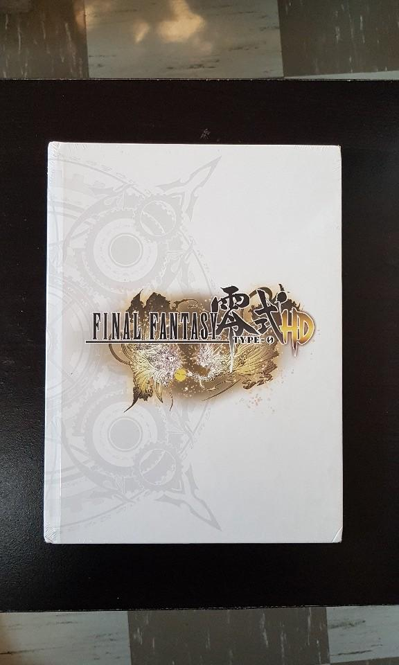 Final Fantasy Type-0 HD Official Strategy Guide