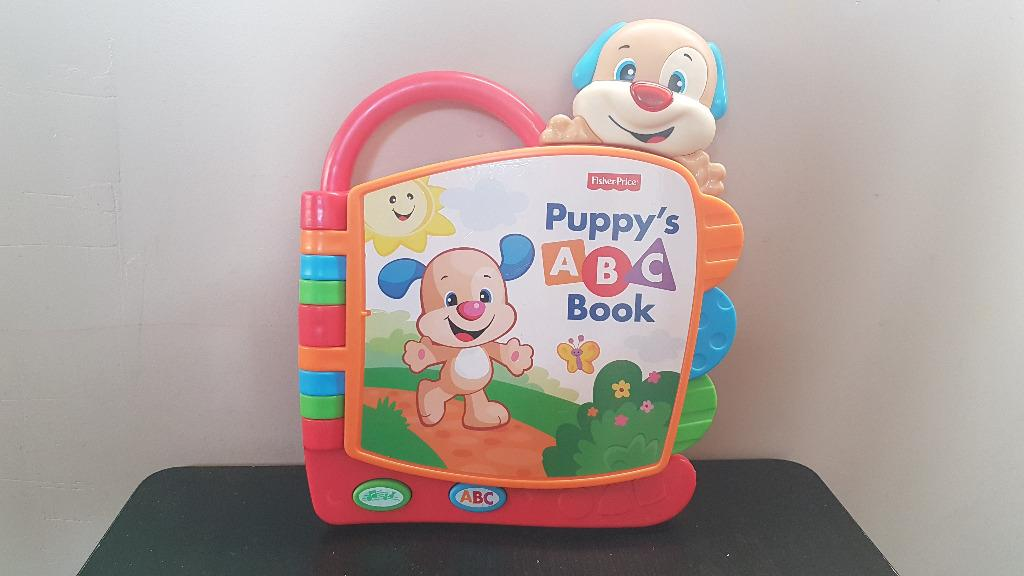 Fisher-Price Puppy's ABC Book