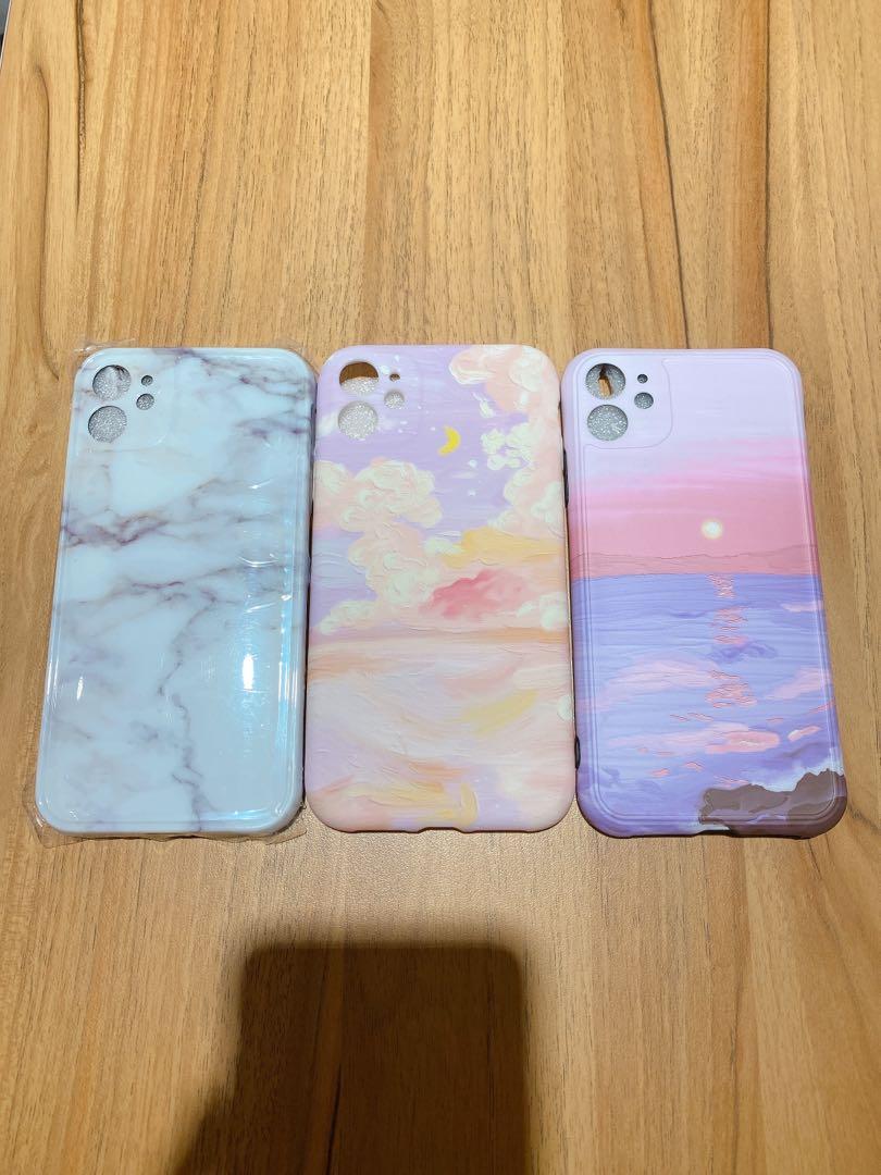 iPhone 11蘋果小清新手機殼保護套