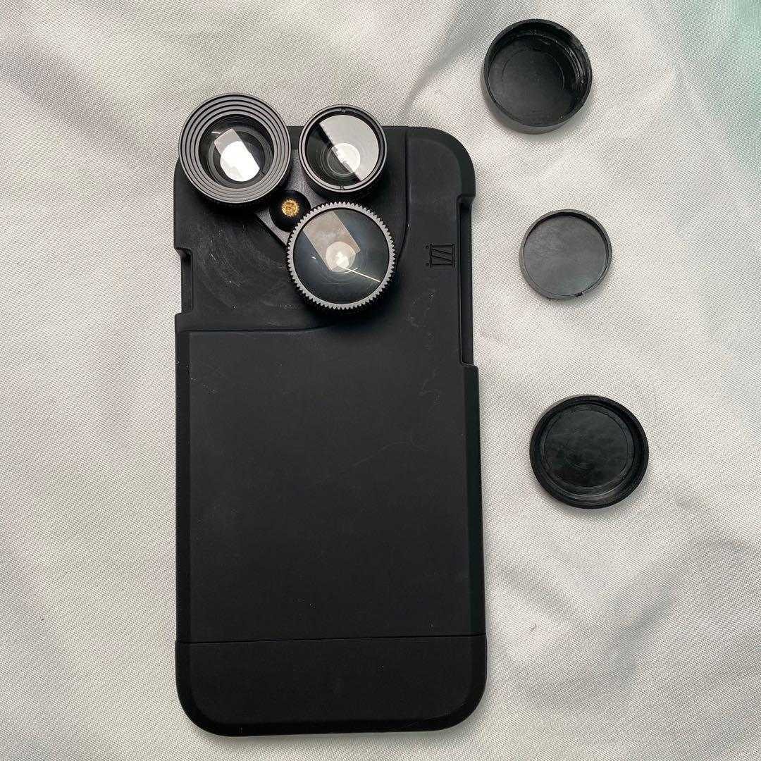 IZZI SLIM iPhone 6 / 6s 四合一鏡頭手機殼 二手