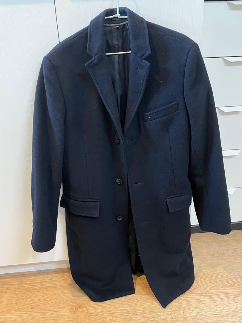 J Crew 羊毛大衣 wool overcoat