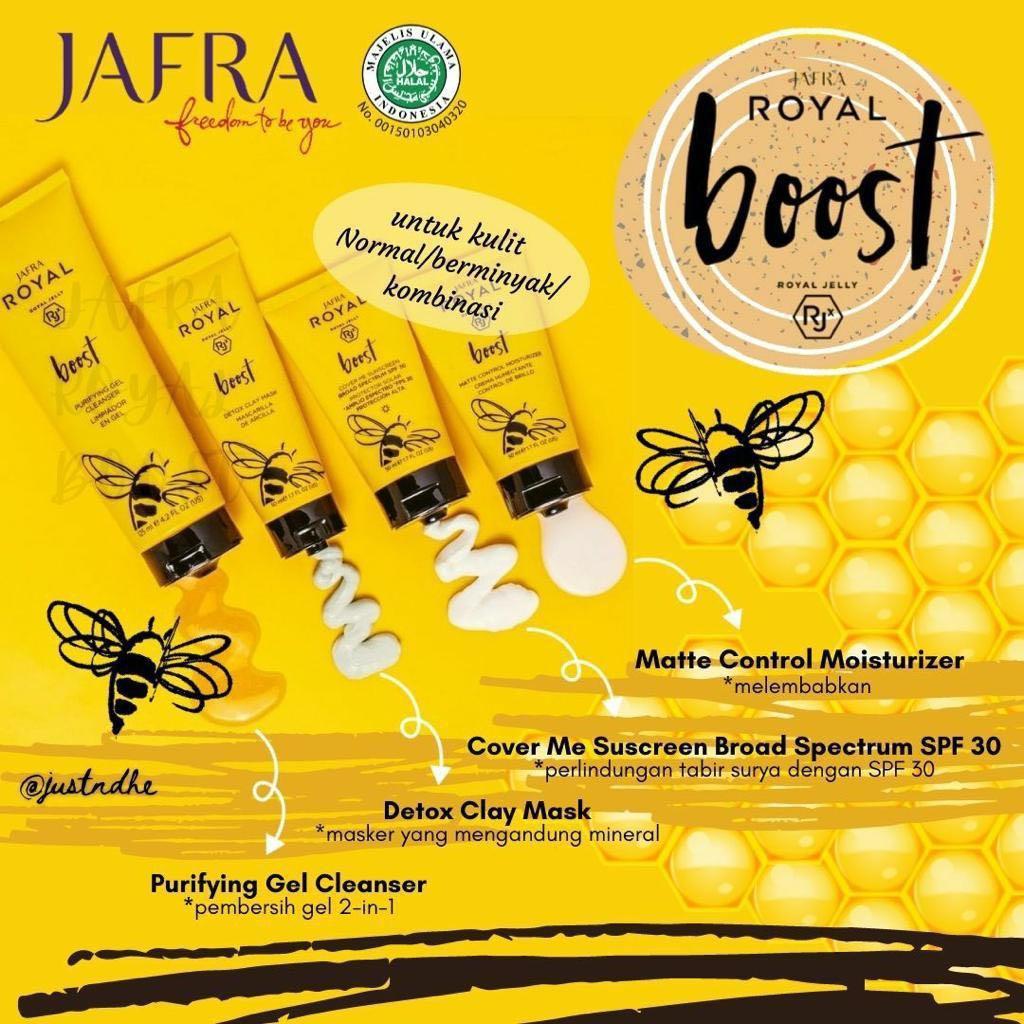 Jafra Royal Boost