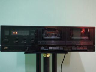 JVC CASSETTE DECK TD-W106 (faulty)