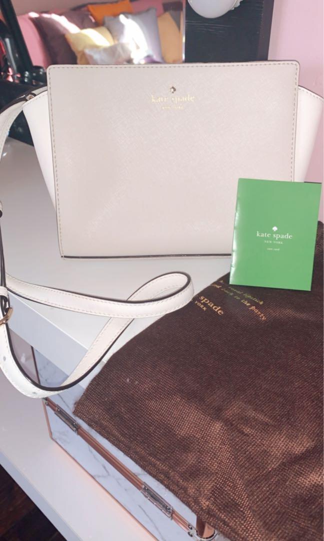 Kate Spade mini cross body purse