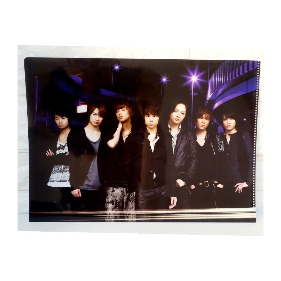 Kis-My-Ft2 Clearfile