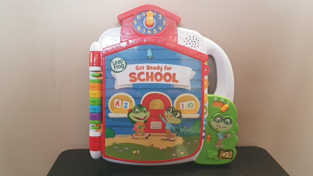 Leap Frog Get Ready for School