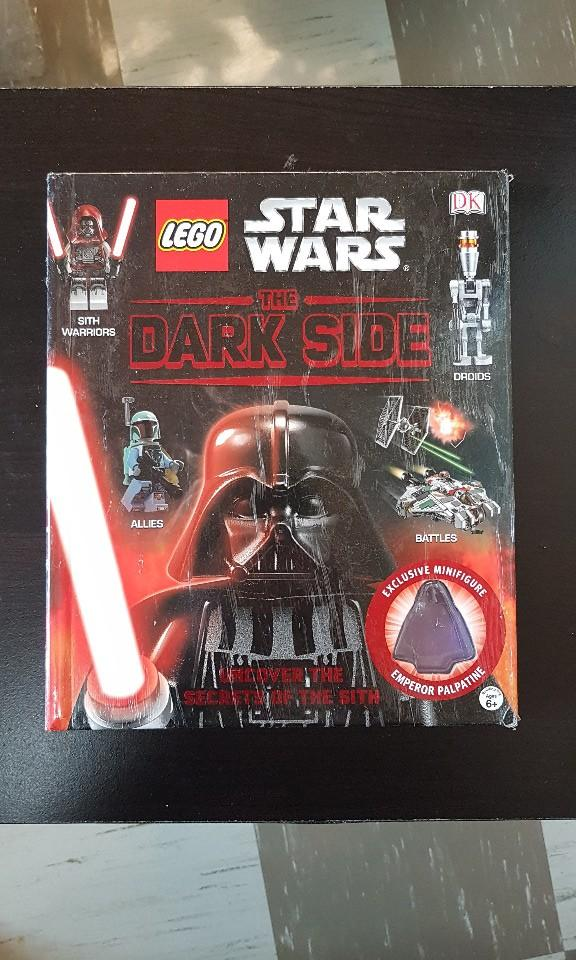 LEGO Star Wars: The Dark Side (WITHOUT MINIFIGURE)