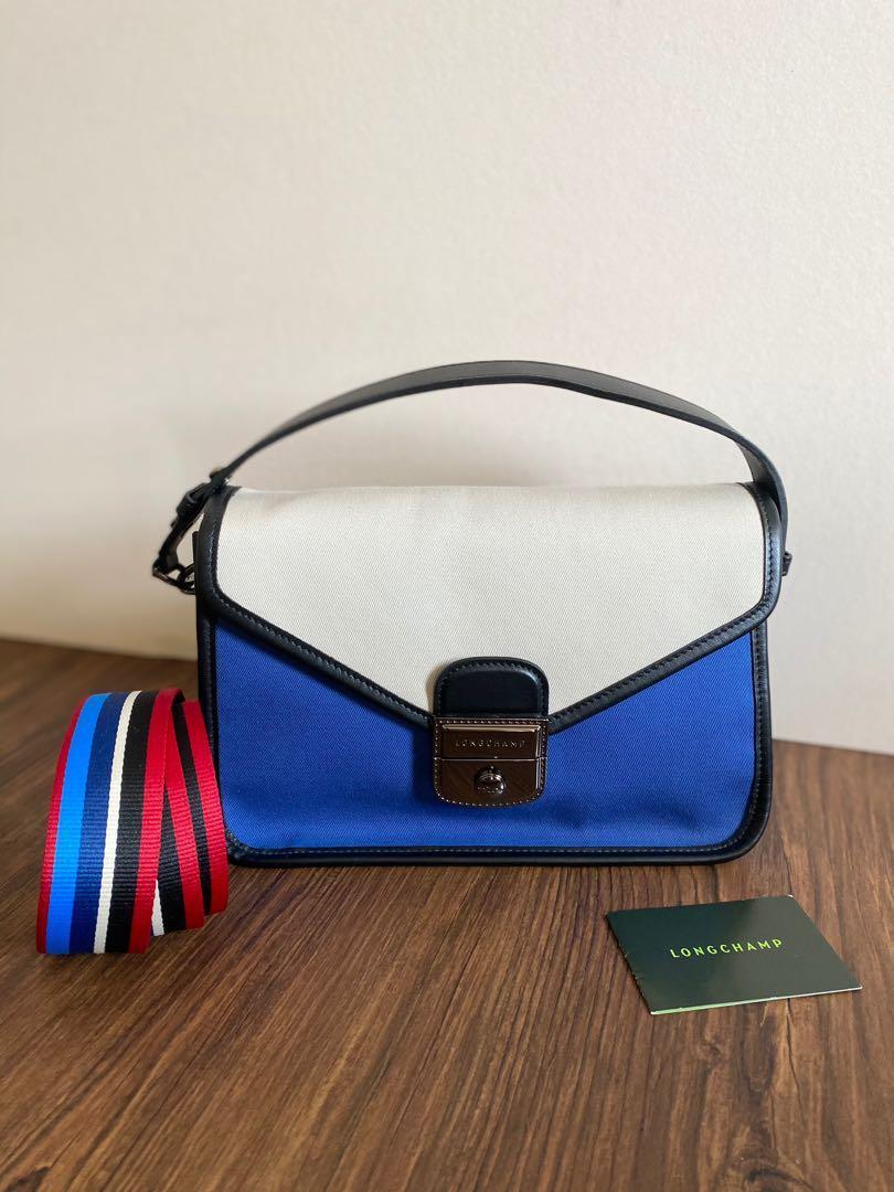 Longchamp Madamoiselle gabardine