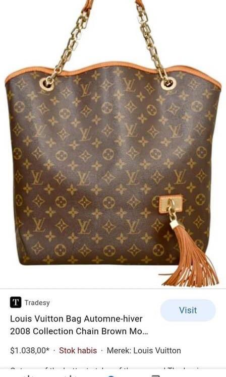 LV Automne Hiver SD0026 Made in Italy