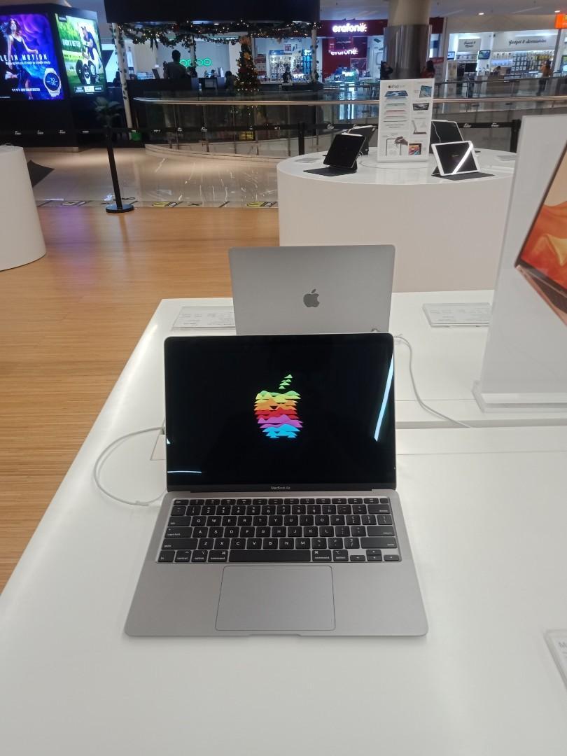 Macbook Air 2020 bisa di cicil tanpa CC Proses 3mnt
