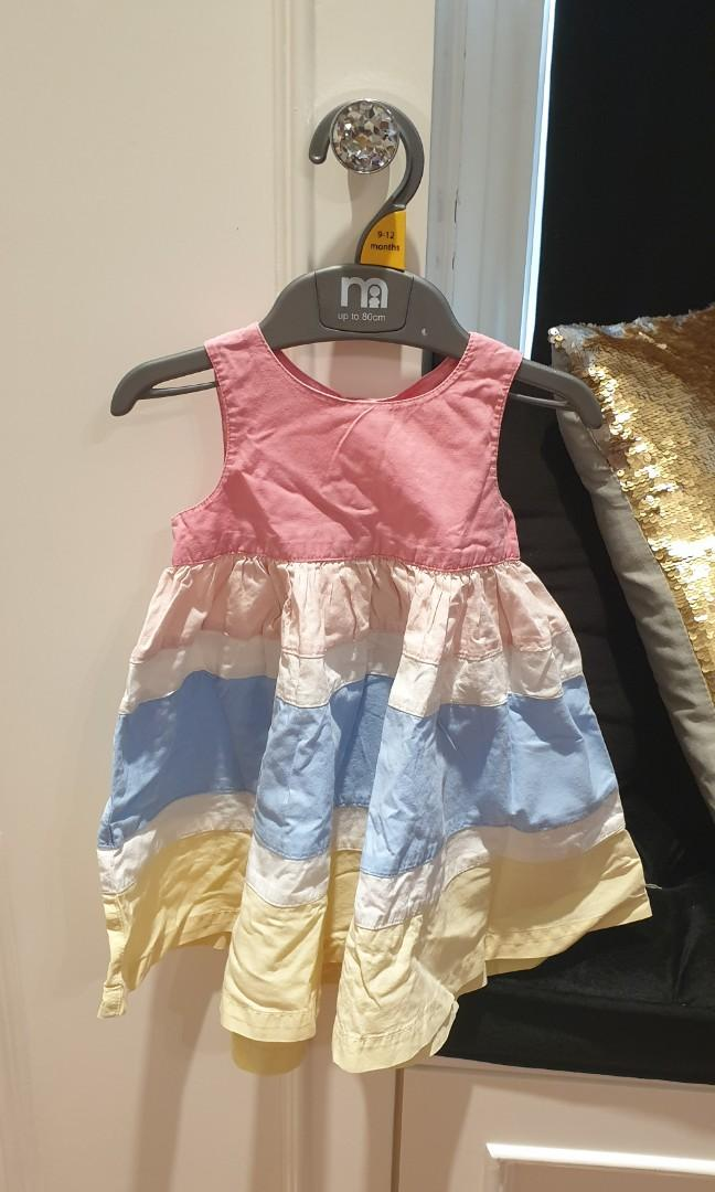 Mothercare Dress 0-3mos