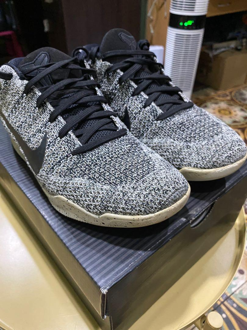 Dar Aditivo gradualmente  Nike Kobe 11 Oreo size 8.5 US, Men's Fashion, Footwear, Sneakers on  Carousell