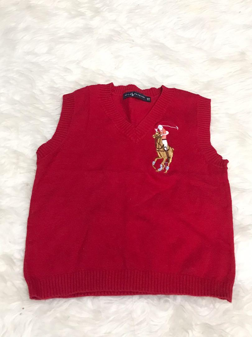 Outter Cardigan Polo Anak