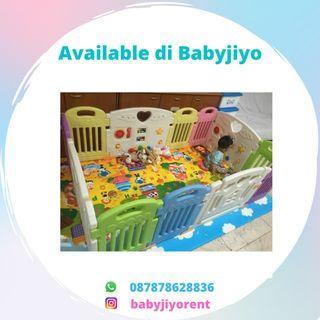 SEWA Pagar Bayi Pelindung baby fence parklon / tromso / coby haus