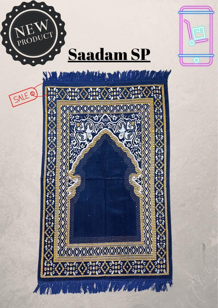 Sajadah Saadam SP