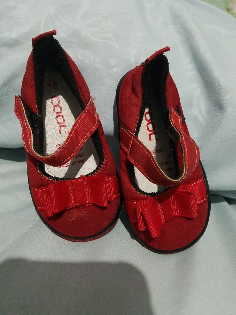 Sepatu baby cool girl 19